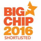 Big Chip 2016 Shortlisted