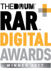 The Drum RAR Digital Awards Finalist 2017